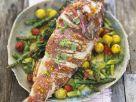 Scorpion Fish with Citrus Vinaigrette recipe