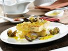 Seafood Broth with Potato Slice recipe