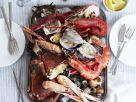 Seafood Platter and Lemon Mayonnaise recipe