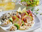 Seafood Skewers recipe