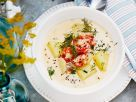 Seafood Soup with Herbs recipe
