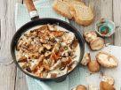 Seitan and Mushroom Pan recipe