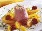 Semi-frozen Cherry Dessert recipe