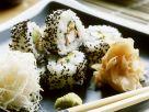 Sesame Seed Sushi Bites recipe
