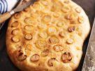 Shallot Topped Italian Bread recipe