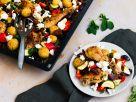 Sheet Pan Greek Chicken recipe