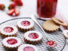Shortbread Sandwich Cookies with Jam Filling recipe