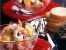 Shrimp and Pineapple Salad recipe