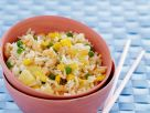 Shrimp Rice with Pineapple recipe