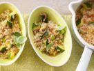 Shrimp Risotto with Zucchini recipe