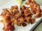 Shrimp Skewers with Tomato recipe