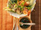 Shrimp with Rice Salad recipe