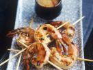 Simple Spicy Prawn Brochettes recipe