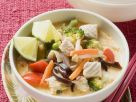 Simple Thai Styled Chicken Soup recipe