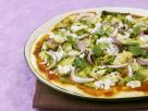Simple Veggie Pizza recipe