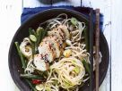 Sliced Chicken and Noodle Bowl recipe