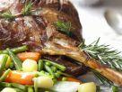 Slow-roast Lamb recipe