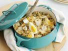 Smoked Haddock Rice Breakfast recipe