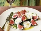 Soft Cheese and Fig Salad recipe