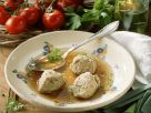 Soup with Liver Dumplings recipe