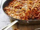 Spaghetti Bolognese Gratineed recipe