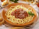 Spaghetti Bolognese Original recipe