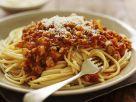 Spaghetti with Porcini Ragù recipe