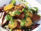Spanish Sausage Salad recipe