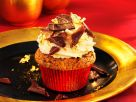 Spiced Apple Muffins with Gold Leaf recipe