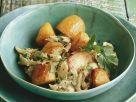 Spiced Nut and Potato Bowl recipe