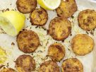 Spicy Baked Sweet Potato Rounds recipe