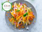Spicy Pear Kohlrabi Slaw recipe