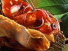 Spicy Pork and Red Pepper Sandwich recipe