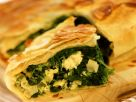 Spinach and Feta Spanakopita recipe