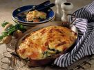 Spinach and Potato Lasagna with Béchamel Sauce recipe