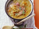 Split Pea and Pancetta Soup recipe