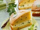Sponge Cake with Cream Cheese Filling recipe
