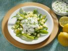 Spring Salad with Dandelion Leaves recipe