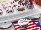 Stars and Stripes Muffins recipe