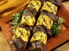 Steak and Corn on the Cob Kebabs recipe