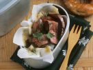 Steak and Radish Salad recipe
