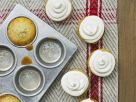 Stem Ginger Muffins with Chantilly Cream recipe