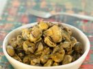 Stewed Broad Beans and Artichokes in White Wine recipe