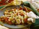 Stir-Fried Fish and Vegetables recipe