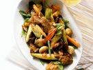 Stir-Fried Vegetables with Beef recipe