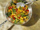 Stir Fried Vegetables with Chicken recipe