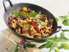 Stir-Fry Duck with Vegetables recipe