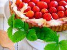 Strawberry and Mascarpone Tart recipe