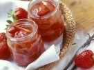 Strawberry and Rhubarb Jam recipe