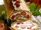 Fruit and Cream Roulade recipe